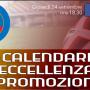 Oggi saranno ufficializzati i calendari